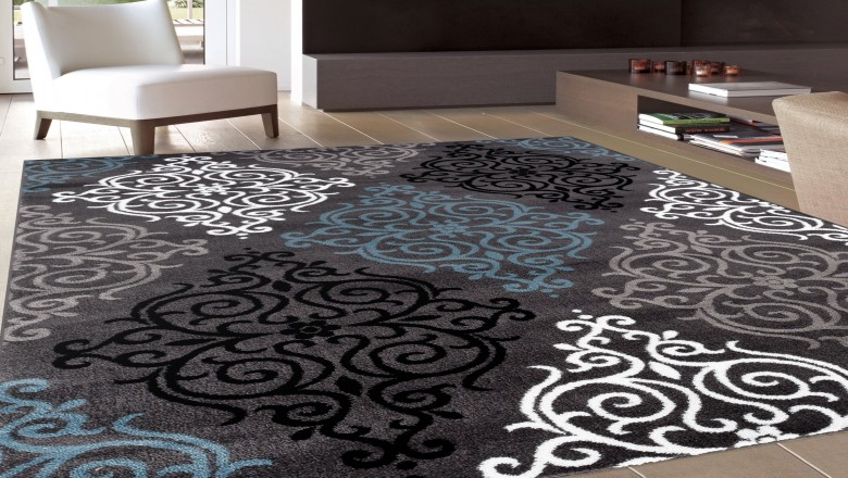 Jacquard Fabric Rugs